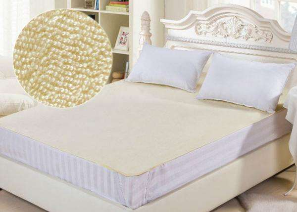 Waterproof Terry Cloth Mattress Protector